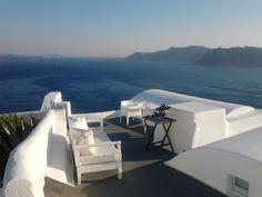 perfect wedding location in Santorini