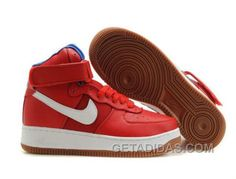 318431 661 Nike Air Force 1 High Premium Bobbito Puerto Rico Red cheap Nike  Air Force 1 High, If you want to look 318431 661 Nike Air Force 1 High  Premium ...