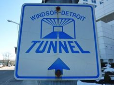 1. The Windsor-Detroit Tunnel is the first international underground tunnel for vehicles.