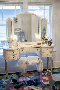 Gloriously Glamorous Vanity