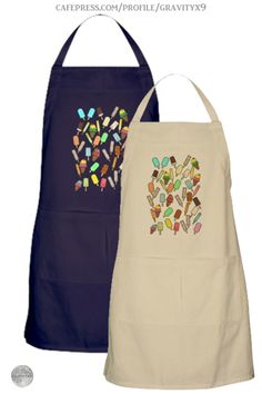 * Summer Ice Cream Treats Apron by #Gravityx9 at Cafepress * Made of 100% heavy cotton twill * Up to four colors to choose from * This design is available on shirts, mugs, stationery and more. * custom fancy apron gift ideas * cooking accessories * ice cream apron * ice cream popcicles apron * kitchen accessories * #ApronAddiction #partyapron #apron #customapron #giftforchef #giftforcook #kitchen  #cooking  #kitchenstaff #restaurantsupplies  #icecream #icecreampopcicles #icecreamapron  0820