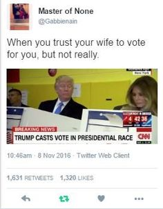 LOL, I bet she doesn't. Nor will any other woman who ever got screwed (literally or metaphorically) by him.