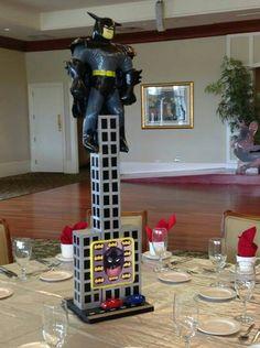 Batman centerpiece                                                                                                                                                     Más