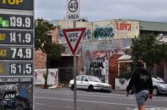 edob lov3 | graffiti | street art | artist | all those shapes