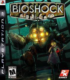 Pouvez-vous croire que j'ai jamais fini Bioshock? (P.S. j'ai jamais tué de petite filles... Pensez-vous vraiment que je veux me battre contre un Big Daddy?!?)