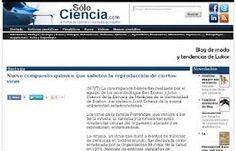 SóloCiencia es un portal de noticias sobre Ciencia y Tecnología.