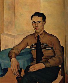 Self Portrait, Vilho Henrik Lampi