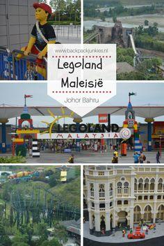 Als je in Johor Bahru of Singapore bent, vergeet dan niet om een bezoek te maken aan Legoland Maleisië. Attracties, mooie bouwwerken en lekker snacken.