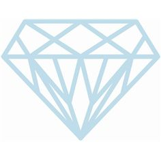 Silhouette Design Store - Search Designs : geometric diamond