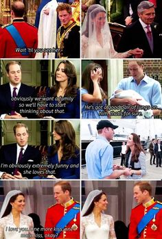 Happy 3rd Wedding Anniversary Will & Kate!