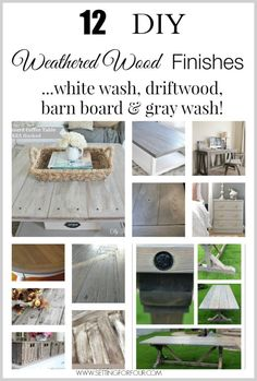 12 beautiful DIY Wea