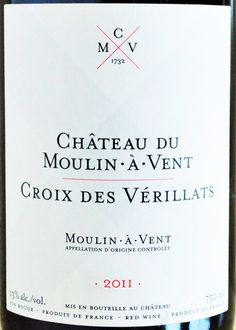 Chateau du Moulin-a-Vent La Rochelle Cru Beaujolais - The Serious Side of Beaujolais Le Beaujolais, Top Red Wines, Wine Reviews, Wine Cheese, Le Moulin, Wine Decanter, Fruit, Provence, Wine Pairings