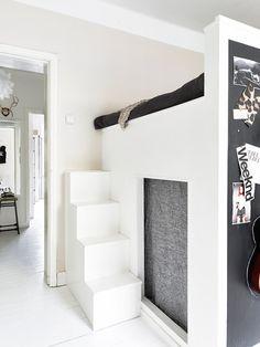 36 m² de segunda mano - decoración de pisos pequeños