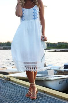 lulus, white, deep, back, summer, embroidery, accent, mid
