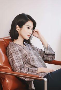 Korean Actresses, Korean Actors, Actors & Actresses, Jang Seo Hee, Instyle Magazine, Cosmopolitan Magazine, Lee Bo Young, Korean Shows, Kim Ji Won