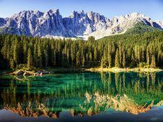 癒しを求める全ての人に。世界の超絶景パワースポット20選 | RETRIP ドロミテ(イタリア)