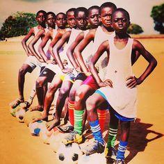Synchronized football! #supporterspro #soccerlovers #football #soccer