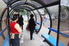 Prefeitura instala Estação Tubo no centro de Cianorte