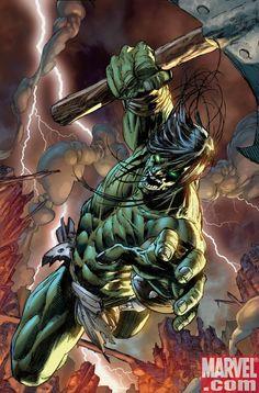 Skaar, son of Hulk by Carlo Pagulayan