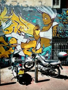 Unknown - street art - Marseille 6 / cours julien, rue vian (aout 2014)