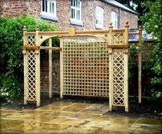 Garden Trellis Ideas find this pin and more on garden ideas freestanding trellis Garden Trellis Ideas 3