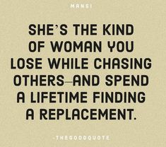 No replacement.