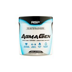 AgmaGen - Increases nitric oxide production for maximum pump and nitritient transport.*  - Facilitates muscle recovery and repair reducing soreness and recovery time needed between workouts.*  - Promotes antioxidant activity and combat free radicals to support a healthy immune system and muscle function.*  - Increases oxygen supply to muscle tissues to maximize work capacity.*