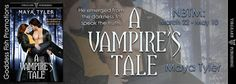 Archaeolibrarian - I dig good books!: NBTM, REVIEW & #GIVEAWAY - A Vampire's Tale by May...