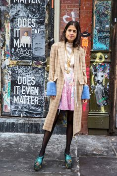 How leandra styles three outfits for the weekend.