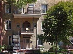 Condo / Appartement à louer à Le Plateau-Mont-Royal (Montréal) - 1300 $  /mois