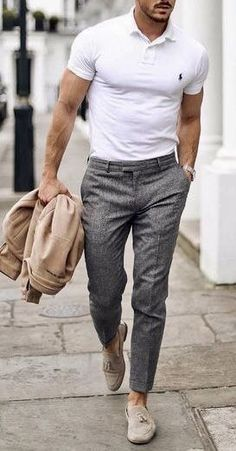 24 Business casual outfits for you! - 24 Business casual outfits for you! - 24 Business casual outfits for you! - 24 Business casual outfits for you! Source by michaelblindt - Outfits Casual, Mode Outfits, Outfits For Men, Mens Dress Outfits, Mode Masculine, Work Casual, Men Casual, Casual Styles, Man Style Casual