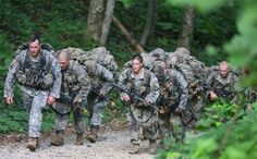 Two Soldiers Become First Female Army Rangers