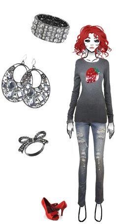 Time for fashion 8 by FallenChibi.deviantart.com on @deviantART