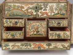 amazingly vibrant colours again Fitzwilliam Museum Collections Explorer - Object T.8-1945 (Id:77903)