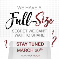 Are you ready for a new way to find your favorite hair products? We have some exciting news to share on March 20!