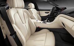The BMW M6 Gran Coupe with BMW Individual Platinum full fine-grain Merino leather interior