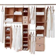Howards Storage World | neatfreak closetMAX 6 Shelf Organiser