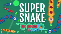 ♥ The supersnake.io game is a game that replicates slither .io games. This is one of the most fascinating online multiplayer games where you have to eat the smaller snakes and grow in size and win the game. Description of the game If you have played slither.io and agar.io then this is another... ➡ http://iogames.party/supersnake-io/ ★ #IoGame, #IoGames, #Supersnake.Io, #Supersnake.IoGame, #Supersnake.IoPlay, #Supersnake.IoUnblocked
