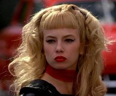 Cry Baby has got to be one of my all time favorite films, its right up there with Dirty Dancing! John Waters is genius. Cry Baby 1990, Cry Baby Movie, Amy Locane, John Waters, Johnny Depp, Film Musical, Traci Lords, Rockabilly Hair, Rockabilly Style
