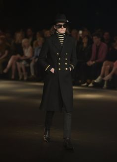 Pin for Later: Saint Laurent's Clothes Will Make You Feel Like a Rock 'n' Roll Prairie Girl