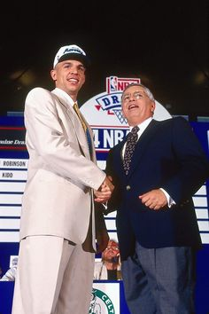 Jason Kidd Dallas Mavericks NBA Draft David Stern