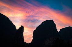 #Guilin sunset, #China
