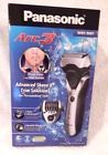 NEW IN BOX Panasonic ES-RT47 Triple Head Arc3 Wet Dry Electric Shaver w Trimmer