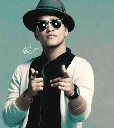 It's yo boy...Bruno Mars