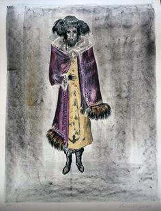 Dybbuk, 1974 - Leonora Carrington