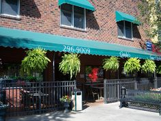 Ravenna, Ohio -- Guido's Pizza - since 1966. It's fun to dine in the outdoor area! | Flickr - Photo Sharing!