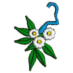 Flower $10.00 Wedding Embroidery, Flowers, Royal Icing Flowers, Floral, Florals, Flower, Bloemen, Blossoms