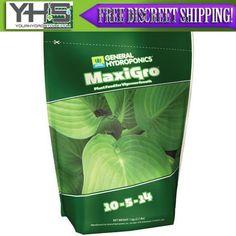 General Hydroponics MaxiGro 2.2lbs pounds maxi gro grow gh nutrient fertilizer - http://ift.tt/2fmpfO2 - #hydroponics #foodinnovation