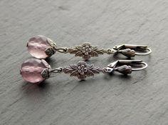 Ohrringe - frosted Berries von Perlenfontäne auf DaWanda.com