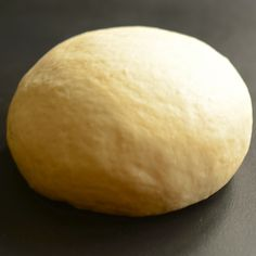 My homemade pizza dough is delicious and simple to make. This recipe takes you through making your own step-by-step.